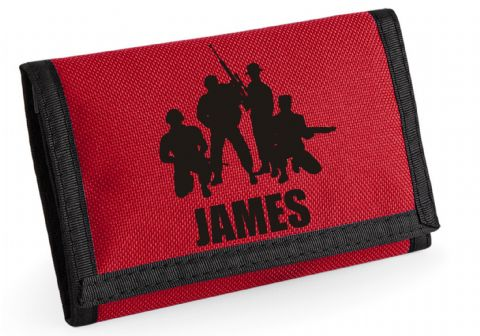 Soldiers Wallet